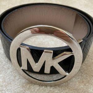 Michael Kors Black Belt